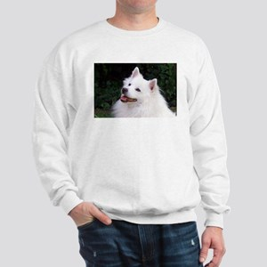 american eskimo Sweatshirt