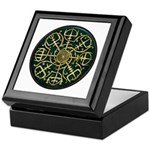 Nordic Guidance - Green Keepsake Box