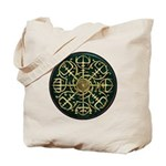 Nordic Guidance - Green Tote Bag