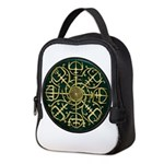 Nordic Guidance - Green Neoprene Lunch Bag