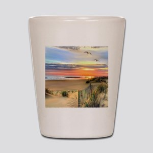 Cape Hatteras Lighthouse Shot Glass