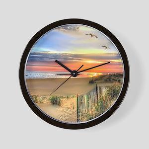 Cape Hatteras Lighthouse Wall Clock
