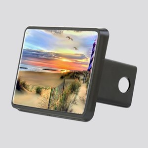 Cape Hatteras Lighthouse Rectangular Hitch Cover