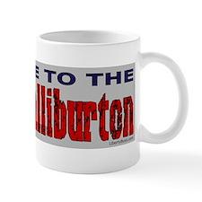 U.S. of Halliburton Mug