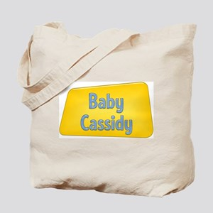 Baby Cassidy Tote Bag