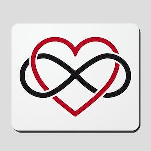 Love Forever Mousepad