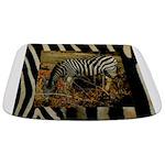 Zebra Safari Decor Bathmat