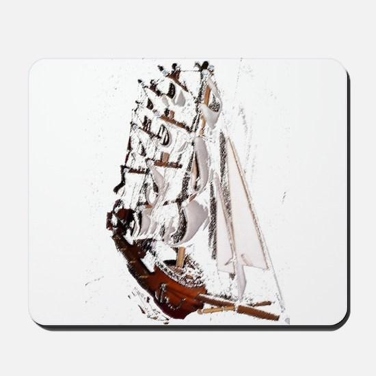 Tall Ship Mousepad