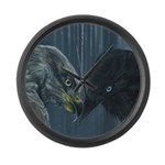 As One Large Wall Clock