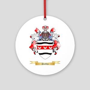Dodds Ornament (Round)