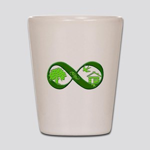 Permaculture Shot Glass