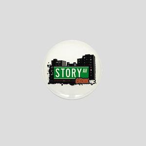 Story Av Mini Button