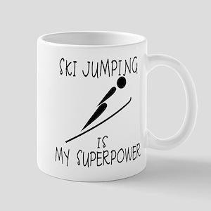 SKI JUMPING is My Superpower Mug