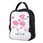 Ooh La La! Neoprene Lunch Bag