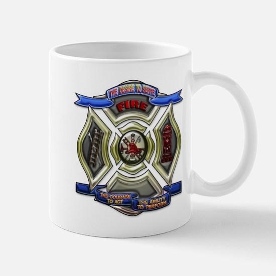Unique Fire department Mug