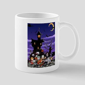 Kids Halloweening Mug