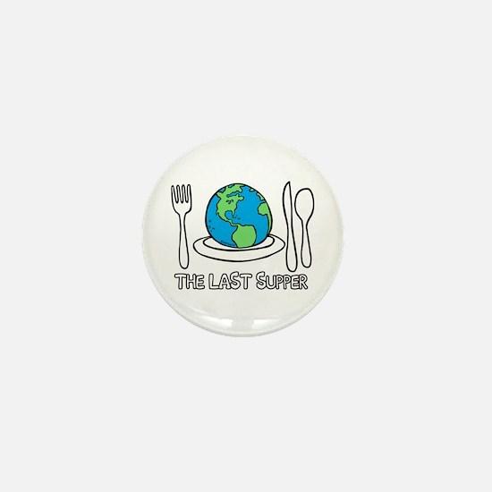 Last Supper Kids Plate (1) Mini Button