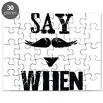 Say When Puzzle