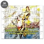 Everything Western Puzzle
