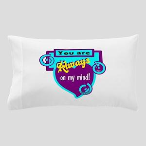 Always On My Mind-Willie Nelson Pillow Case