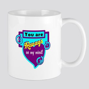 Always On My Mind-Willie Nelson Mugs