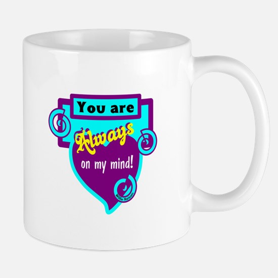 Always On My Mind-Willie Nelson Mugs