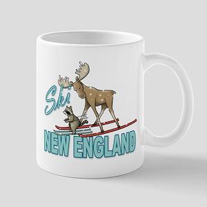 Ski New England Mug