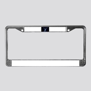 yule License Plate Frame