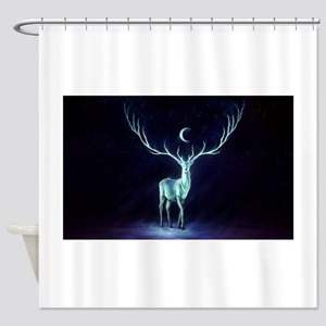 yule Shower Curtain