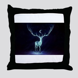 yule Throw Pillow