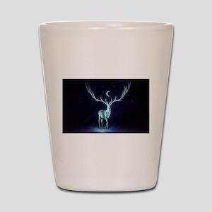 yule Shot Glass