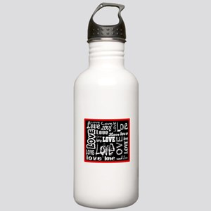 All Kinds Of Love Water Bottle