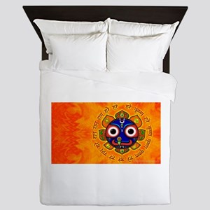Lord of the Universe Queen Duvet
