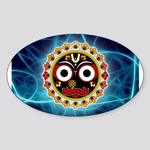 Lord of the Universe Sticker