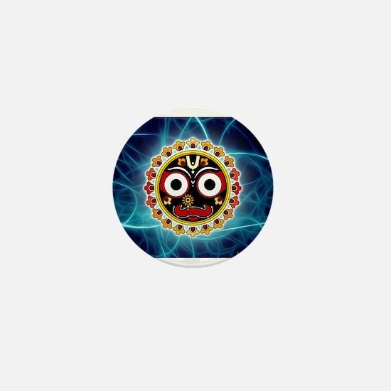 Lord of the Universe Mini Button