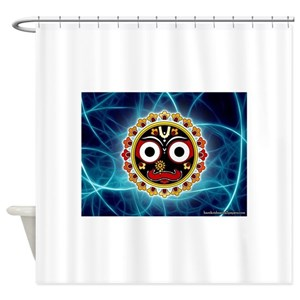 Hindu Shower Curtains