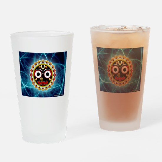 Lord of the Universe Drinking Glass