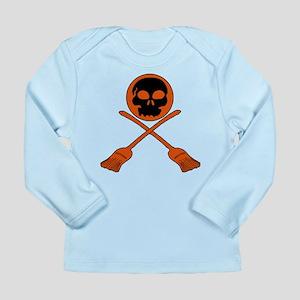 BROOMBALL Long Sleeve Infant T-Shirt
