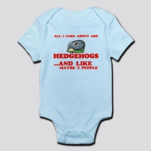 All I care about are Hedgehogs Body Suit