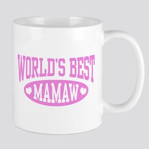 World's Best Mamaw Mug