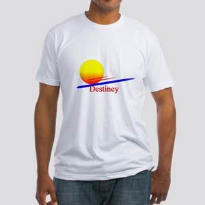 Destiney Fitted T-Shirt