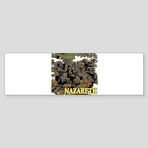Nazareth Bumper Sticker