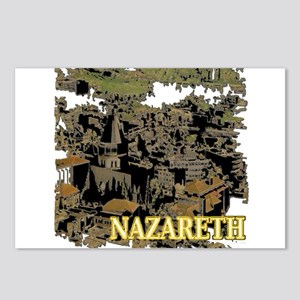Nazareth Postcards (Package of 8)