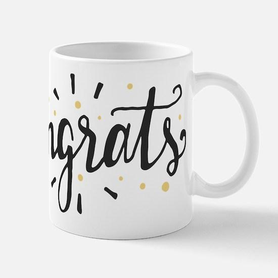 congrats Mugs