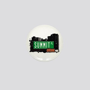 Summit Pl, Bronx, NYC Mini Button