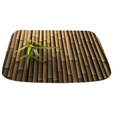 Bamboo Wall Bathmat