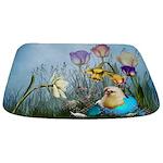 Easter Egg Chicken Bathmat