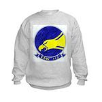 VAW 112 Golden Hawks Kids Sweatshirt