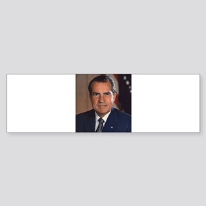 Richard M. Nixon Sticker (Bumper)