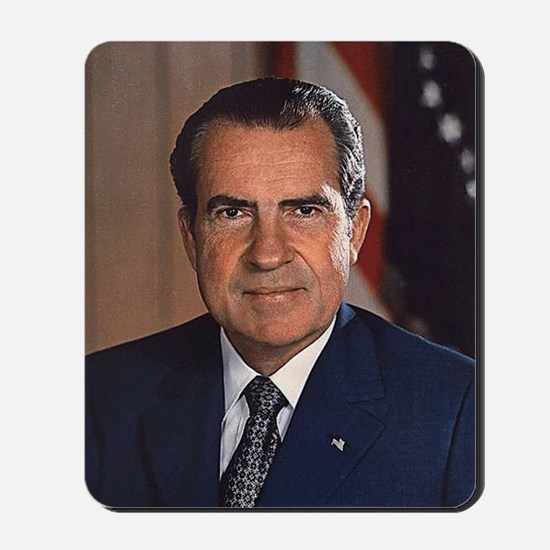 Richard M. Nixon Mousepad